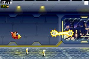 Jetpack Joyride - Angry Birds
